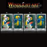 Basler Fasnacht - Artist Windlicht N° 16