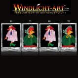 Basler Fasnacht - Artist Windlicht N° 19