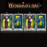 Basler Fasnacht - Artist Windlicht N° 13