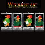 Basler Fasnacht - Artist Windlicht N° 20