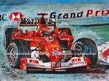 """Ferrari F2003-GA """"Red Shark"""" Michael Schumacher"""
