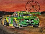 "Motiv: Porsche 911 GT3 #912 Manthey Racing ""Greeno"""