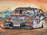 Motiv: Mercedes Benz 190E2.5EVO2DTM #3 Klaus Ludwig 1992