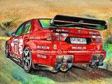 Alfa Romeo 155 V6 TI DTM #8 Nicola Larini 1993 Circuit Zolder
