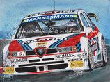 Alfa Romeo 155 V6 TI DTM/ITC #8 Nicola Larini 1995