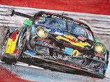 Motiv: Porsche 911 GT3 R Haribo #8 Team Manthey Racing