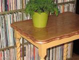 Table/console oranger/cuivré original