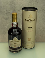 Tawny Port 20 Years, 0,75 lt., Graham's