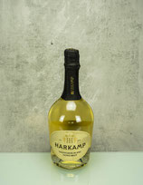 Sauvignon Blanc Sekt EXTRA BRUT, Wg. Harkamp, 0,75 lt.