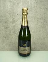 Champagner Souverain Brut, Wg. Henriot, 0,75 lt.