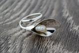 Ref.: 00211 Anillo en plata 925 y perla Natural