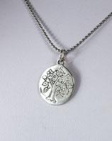 Ref.: 00302 Dije en plata 925