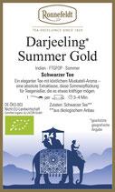 Darjeeling Summer Gold Bio
