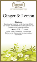 Ginger & Lemon