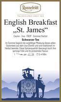 "English Breakfast ""St. James"""
