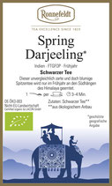 Spring Darjeeling Bio