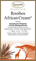Rooibos African Cream