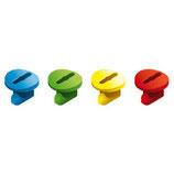 Tube Screw (20 pcs./4 colours)
