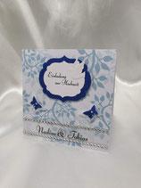 Einladungskarte Hochzeit EH01
