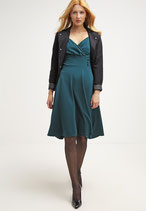 Isidora dress Milano Crepe