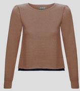 Luluma Top Sand Pullover von Komodo