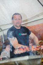 17.07.2021  Sous -Vide goes BBQ:   Beef Abend bei der Gourmet Garage Black Angus, Holsteiner Färse, FLANK!!!!!!