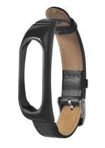 Leder-Armband in braun oder schwarz