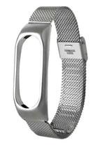 Edelstahl-Armband in silber oder schwarz