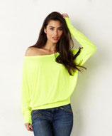 T-shirt giallo neon 137.06