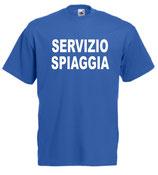 T-shirt Servizio spiaggia