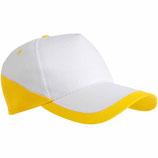 Cappellino bicolore MOD O7307
