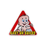 Baby on Board 3D Aufkleber