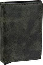 Secrid Slimwallet Vintage Olive-Black