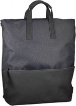 Jost Bergen Leather 2717 X-Change 3in1 Bag Darkgrey