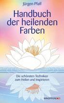 Handbuch der heilenden Farben, GEBRAUCHT, signiert
