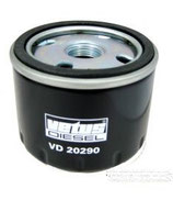 Vetus oliefilter VD20290