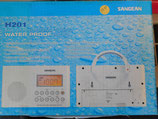 SANGEAN H201 waterproof radio