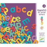 Magnetic's 83 script letters