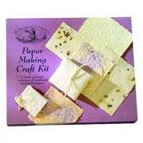 Kit artigianale fabbricazione di carta