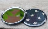 Taschenspiegel - deep blue stars