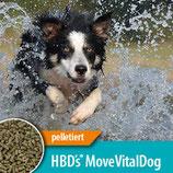 0,25/0,5 kg HBD´S® MoveVital Dog