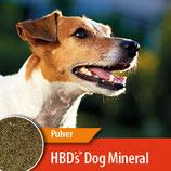 0,25/0,5/2,0 kg HBD´S® Dog Mineral