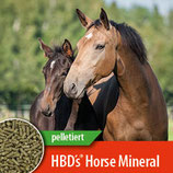 3,5/10/25 kg HBD´s® Horse Mineral