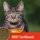 0,25/0,5 kg HBD´S® Cat Mineral