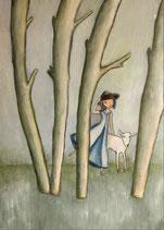 Manon en haar geitje