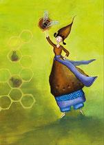 Honingmeisje