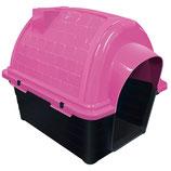 Casita Plastica Iglu N3,0 Grande - ROSA