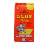 Mouse Glue Trap 2 Pcs  No. 9805
