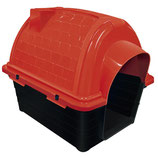 Casita Plastica Iglu N3,0 Grande - ROJO
