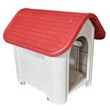 Casa Plastica Perro